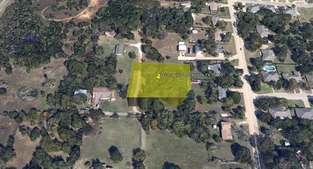 1421 S Lillis Lane, Denison, TX 75020 (MLS #14617189) :: Robbins Real Estate Group