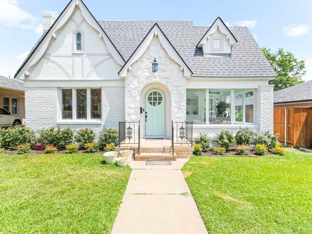 4020 Bunting Avenue, Fort Worth, TX 76107 (MLS #14617214) :: Wood Real Estate Group