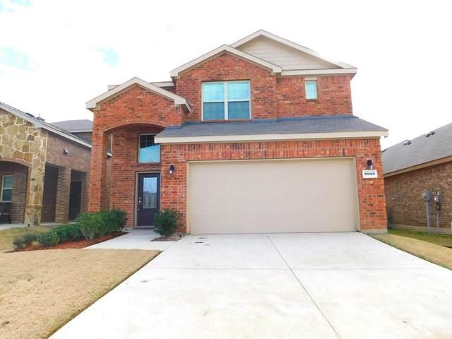 8920 Deadwood Lane, Aubrey, TX 76227 (MLS #14617369) :: Maegan Brest | Keller Williams Realty