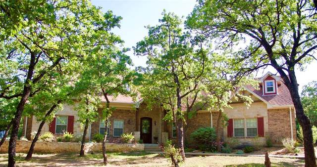 120 Cowan Crossing, Alvord, TX 76225 (MLS #14617428) :: Real Estate By Design