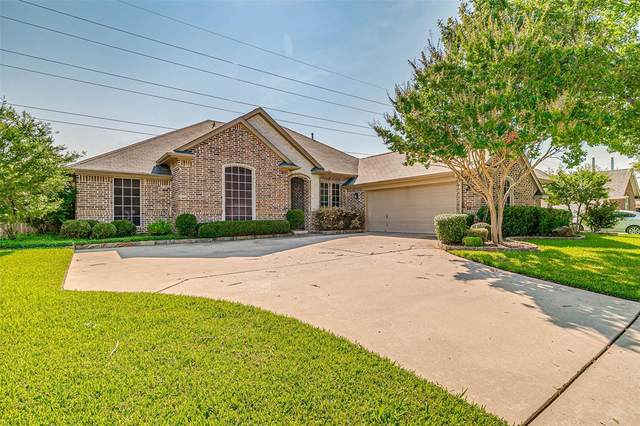 7308 Spring Oak Drive, North Richland Hills, TX 76182 (MLS #14617448) :: Real Estate By Design