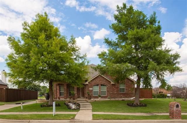 13490 Four Willows Drive, Frisco, TX 75035 (MLS #14617529) :: The Mauelshagen Group