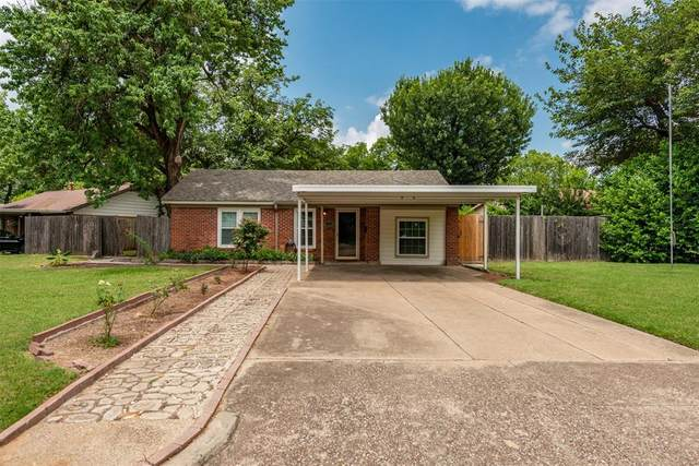 5512 Gilbow Avenue, River Oaks, TX 76114 (MLS #14617537) :: Real Estate By Design