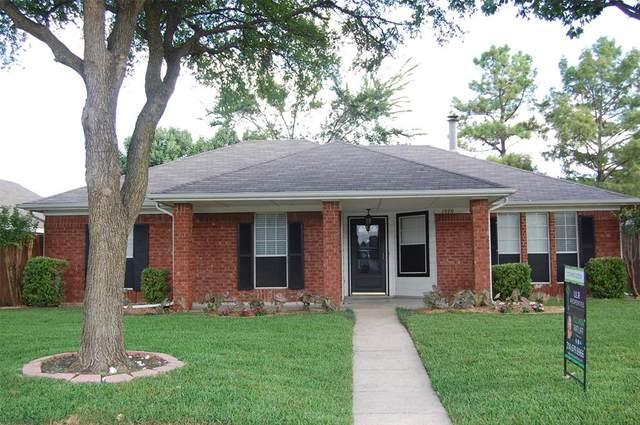 1520 Gardenia Drive, Allen, TX 75002 (MLS #14617547) :: The Krissy Mireles Team