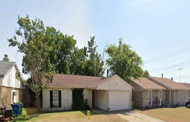 5208 Slay Drive, The Colony, TX 75056 (MLS #14617597) :: The Property Guys