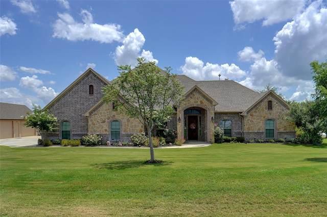 194 Horizon Circle, Azle, TX 76020 (MLS #14617618) :: Real Estate By Design