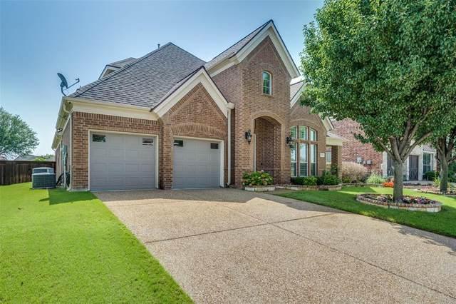 830 Woodview Drive, Prosper, TX 75078 (MLS #14617658) :: Wood Real Estate Group