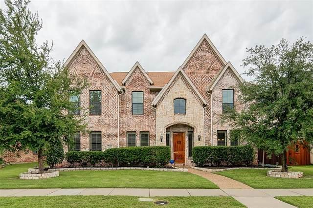 11070 Graceland Lane, Frisco, TX 75033 (MLS #14617694) :: Real Estate By Design