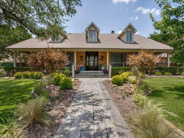 5016 Spyglass Drive, Dallas, TX 75287 (MLS #14617737) :: Rafter H Realty