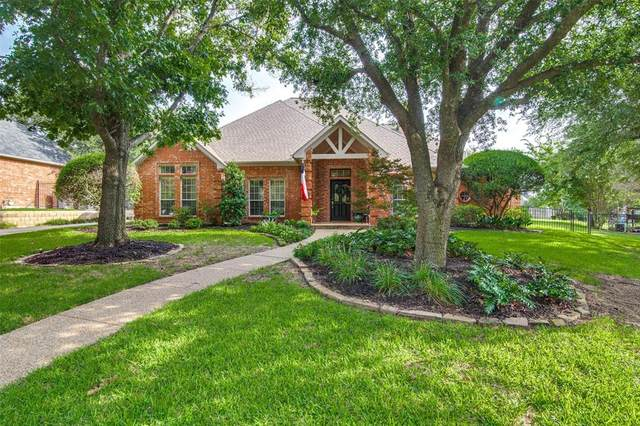 2309 Woodmont Circle, Heath, TX 75032 (MLS #14617741) :: The Mauelshagen Group