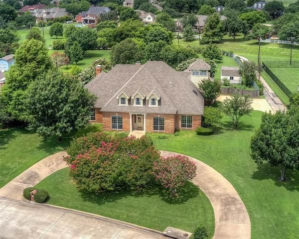 225 Suntide Drive, Sunnyvale, TX 75182 (MLS #14617748) :: United Real Estate