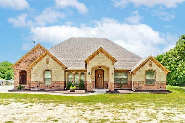 833 County Road 3592, Paradise, TX 76073 (MLS #14617781) :: Wood Real Estate Group