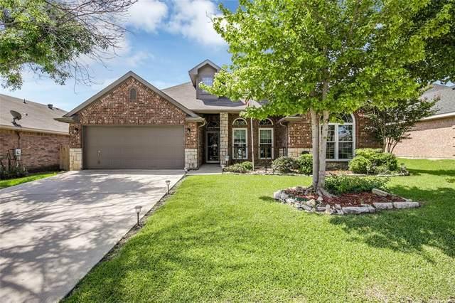 905 Canterbury Drive, Saginaw, TX 76179 (MLS #14617829) :: 1st Choice Realty