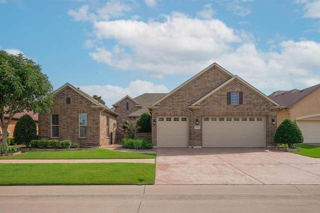 11512 Southerland Drive, Denton, TX 76207 (MLS #14617832) :: The Mitchell Group