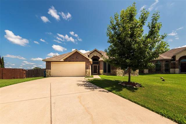 827 Dakota Lane, Seagoville, TX 75159 (MLS #14617835) :: Real Estate By Design