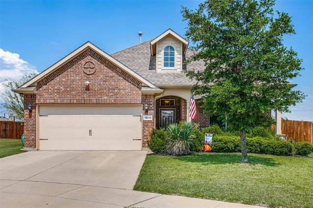 12836 Hidden Valley Court, Fort Worth, TX 76177 (MLS #14617857) :: The Mauelshagen Group