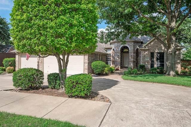 1513 Oakhollow Drive, Corinth, TX 76210 (MLS #14617887) :: Team Tiller
