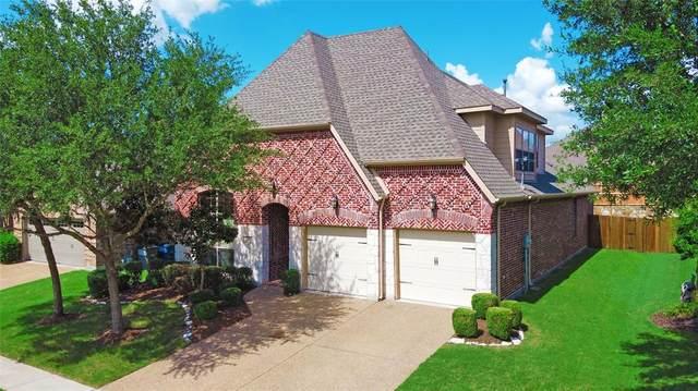 2105 Fair Parke Lane, Wylie, TX 75098 (MLS #14617947) :: The Mauelshagen Group