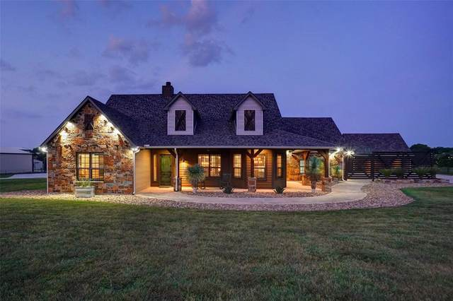236 Edward Farris Road, Weatherford, TX 76085 (MLS #14618002) :: Real Estate By Design