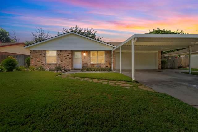 229 Straw Road, Saginaw, TX 76179 (MLS #14618003) :: The Mauelshagen Group
