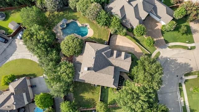 1224 Brenham Drive, Allen, TX 75013 (MLS #14618024) :: Real Estate By Design