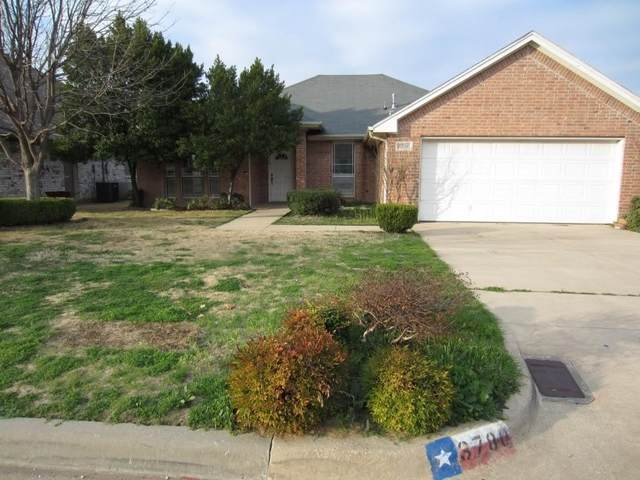 3780 Regency Circle, Fort Worth, TX 76137 (MLS #14618030) :: The Barrientos Group