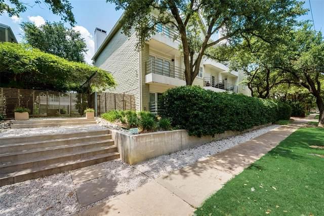 4111 Cole Avenue #42, Dallas, TX 75204 (MLS #14618082) :: The Chad Smith Team