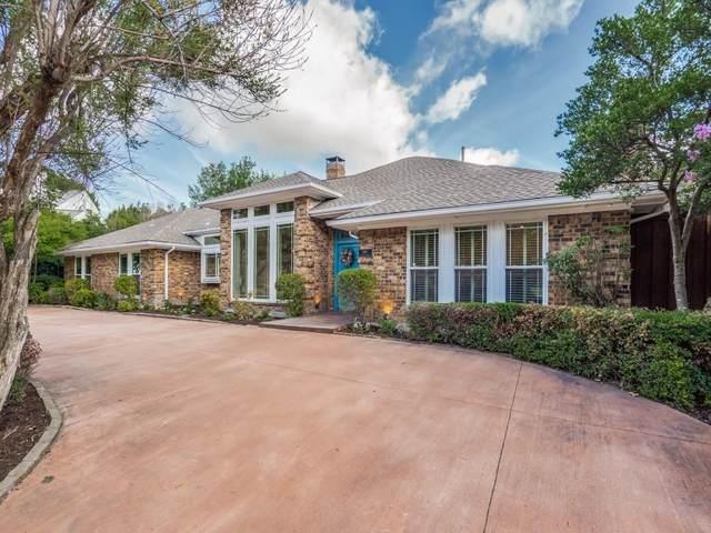 5019 Spyglass Drive, Dallas, TX 75287 (MLS #14618131) :: Rafter H Realty