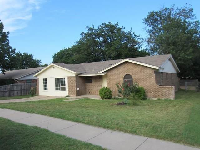 6616 Bernadine Drive, Watauga, TX 76148 (MLS #14618134) :: Real Estate By Design