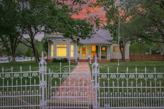 210 7th Street NW, Hubbard, TX 76648 (MLS #14618159) :: Real Estate By Design