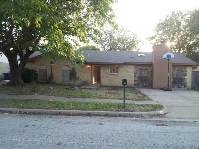 6721 Summit Ridge Drive, Watauga, TX 76148 (MLS #14618168) :: 1st Choice Realty