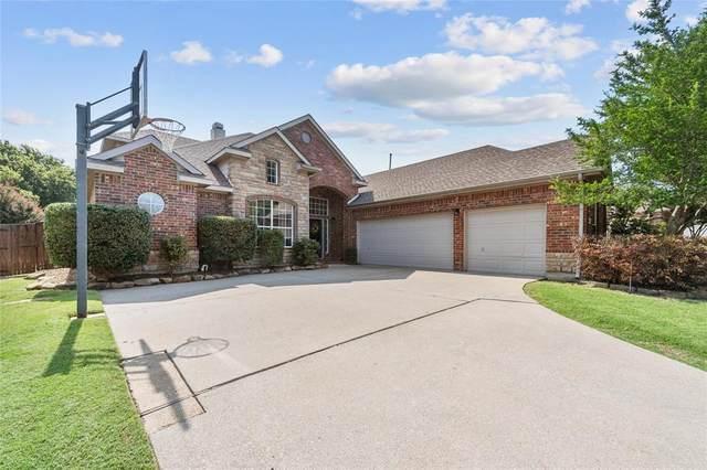 9804 Zembriski Drive, Plano, TX 75025 (MLS #14618209) :: Real Estate By Design
