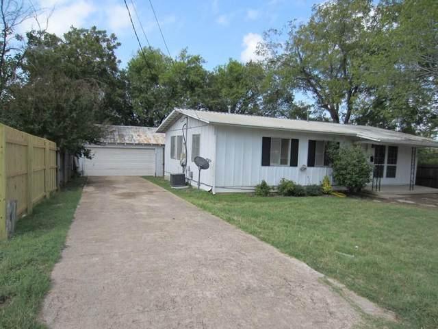 102 Hamil Street, Mansfield, TX 76063 (MLS #14618213) :: Real Estate By Design