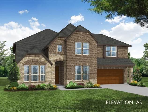 1260 Altuda Drive, Forney, TX 75126 (MLS #14618328) :: Real Estate By Design