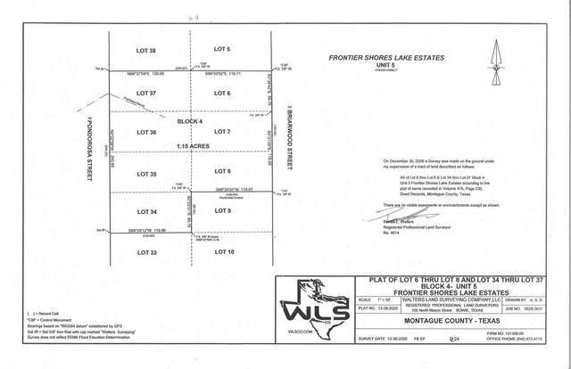188 Briarwood Street, Bowie, TX 76230 (MLS #14618343) :: Robbins Real Estate Group