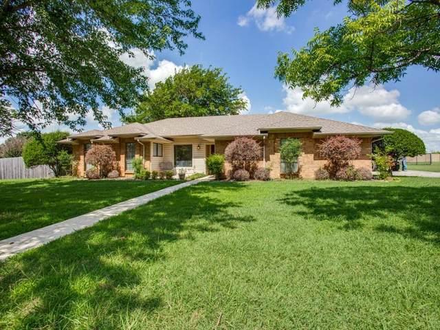 3311 Darby Lane, Denton, TX 76207 (MLS #14618349) :: Real Estate By Design