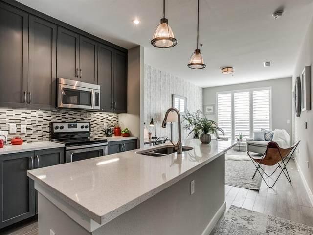 5609 Smu Boulevard #303, Dallas, TX 75206 (MLS #14618371) :: Real Estate By Design