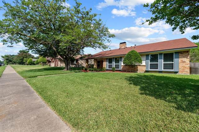 2913 Concord Drive, Mesquite, TX 75150 (MLS #14618405) :: Real Estate By Design