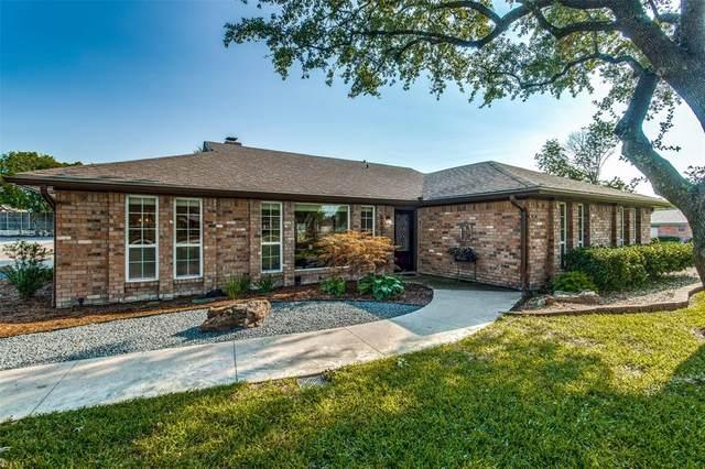 5501 Elisa Lane, Parker, TX 75002 (MLS #14618414) :: The Hornburg Real Estate Group