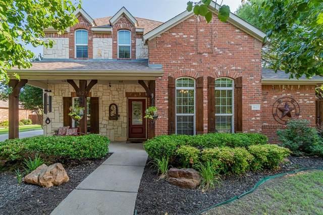 1627 Lake Travis Drive, Allen, TX 75002 (MLS #14618418) :: The Mitchell Group