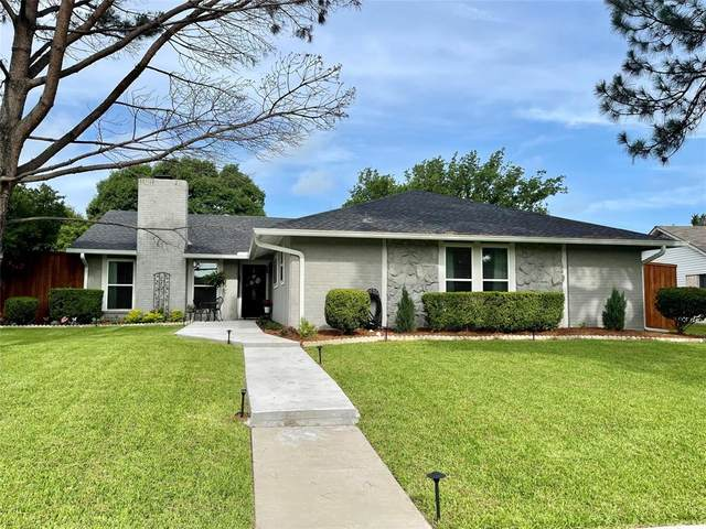 1509 Montclair Drive, Plano, TX 75075 (MLS #14618456) :: The Mauelshagen Group