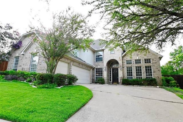 4804 Virginia Woods Drive, Mckinney, TX 75071 (MLS #14618520) :: Wood Real Estate Group