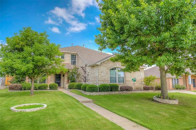 1003 Winchester Drive, Forney, TX 75126 (MLS #14618554) :: Rafter H Realty