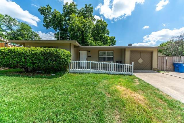 2402 Springvale Drive, Farmers Branch, TX 75234 (MLS #14618560) :: Real Estate By Design