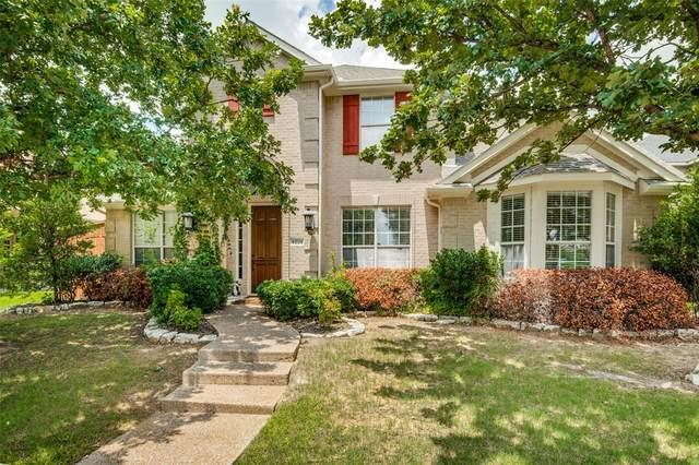 4224 Constitution Drive, Frisco, TX 75034 (MLS #14618577) :: Feller Realty