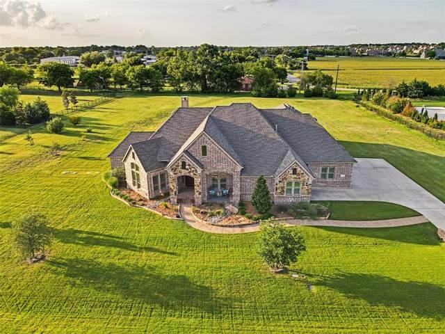 808 N Bluffview Drive, Lucas, TX 75002 (MLS #14618631) :: RE/MAX Pinnacle Group REALTORS