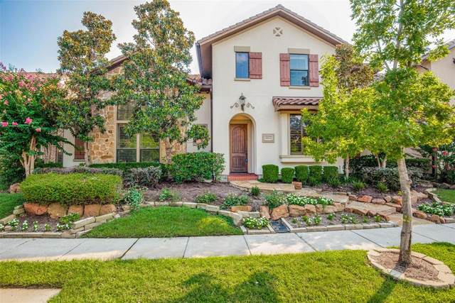6943 Sonoma, Irving, TX 75039 (MLS #14618685) :: Real Estate By Design