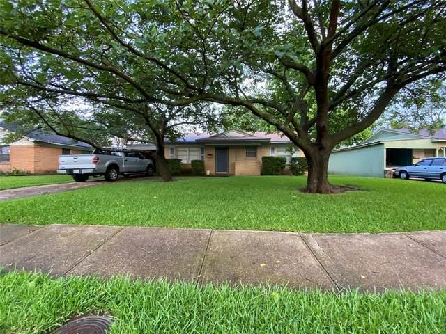 2022 Rhonda Street, Mesquite, TX 75149 (MLS #14618713) :: Front Real Estate Co.