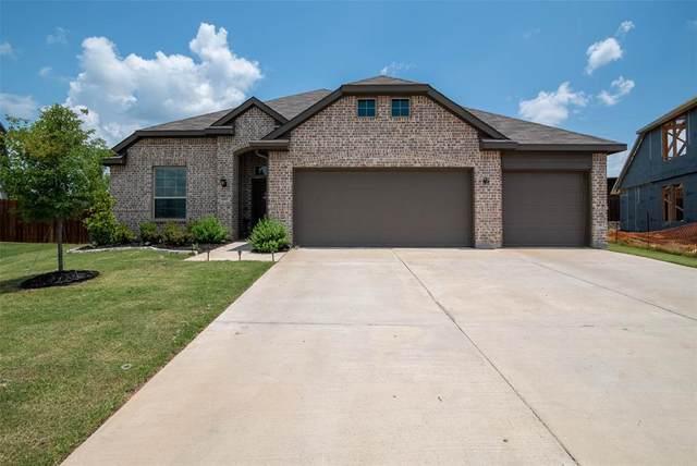 1017 Hopper Lane, Van Alstyne, TX 75495 (MLS #14618720) :: Real Estate By Design