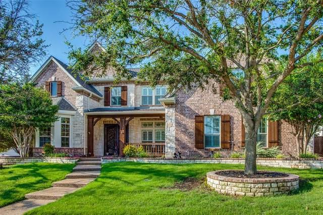 810 Essex Drive, Prosper, TX 75078 (MLS #14618728) :: The Hornburg Real Estate Group